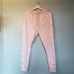 Price drop❣️Missguided pink high waisted pants